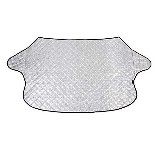 CFeng Auto-Windschutzscheiben-Sonnenschutz, Auto-Frontscheibenschutz, reflektierend, staubdicht für den Außenbereich B