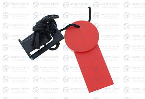 ProForm/Weslo Sicherheit Schlüssel Teilenummer 155398