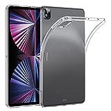 ESR Klare Hülle kompatibel mit iPad Pro 11 2021(3. Generation, Superdünne Klare Weiche TPU Cover, Transparent