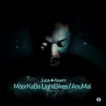 MoorKaBa LightBikes/AnuMal