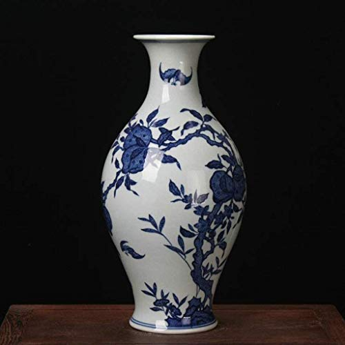n Vaas salontafel Oude Chinese Paleis Ornamenten Bloem Vazen Wit Keramische Vaas Grote Vloer Mooie Bloemen Porselein Vazen Decoraties