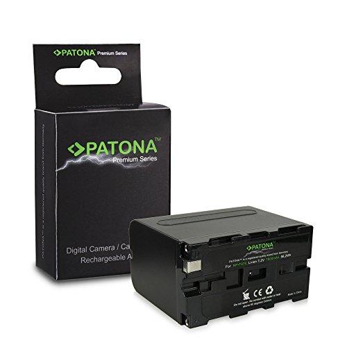 Premuim Bateria NP-F950 / NP-F960 / NP-F970 para Sony Camcorder Sony CCD-TR...