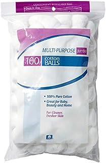100ct Jumbo Cotton Balls