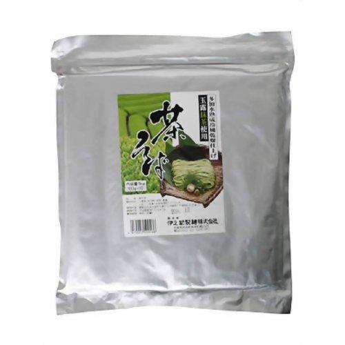 伊之助製麺『茶そば1kg』