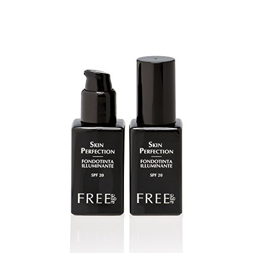 Free Age, Skin Perfection, Tonalità 00 ROSE, Fondotinta illuminante
