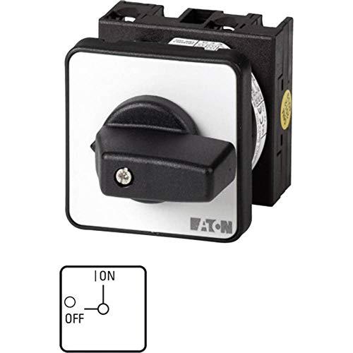 Eaton 088709 EIN-AUS-Schalter, 2-polig, 20 A, 90 Grad, Einbau