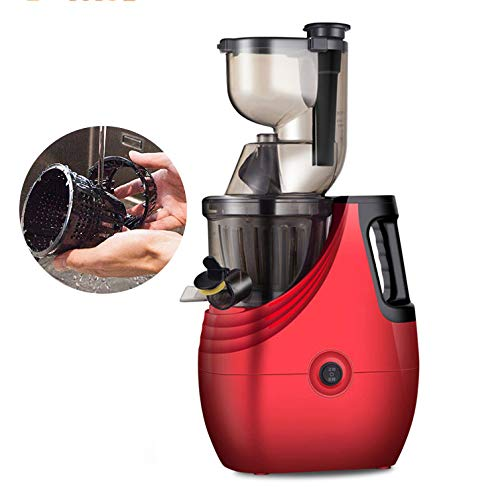 LABYSJ The Chewing Juicer Has The Function of an Ice Cream Machine. 3.4 Inch Large Chute. Slow Cold Press to Chew and Grind. High-Output Silent Motor Reverse Function