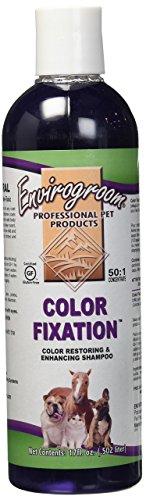 Envirogroom Color Fixation Shampoo, 17 oz