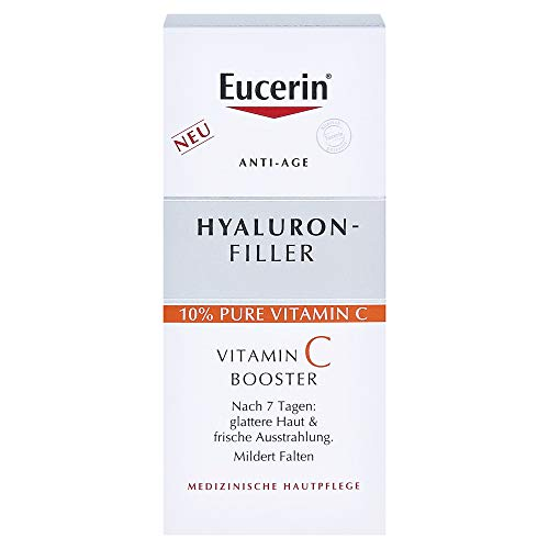 Eucerin Hyaluron-Filler - Vitamin C Booster Siero Anti-Age, 8ml