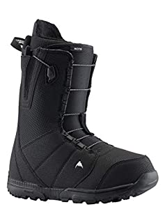 Burton Moto Black Snowboard Botas, Negro, 45 (B07B8W1DHC) | Amazon price tracker / tracking, Amazon price history charts, Amazon price watches, Amazon price drop alerts