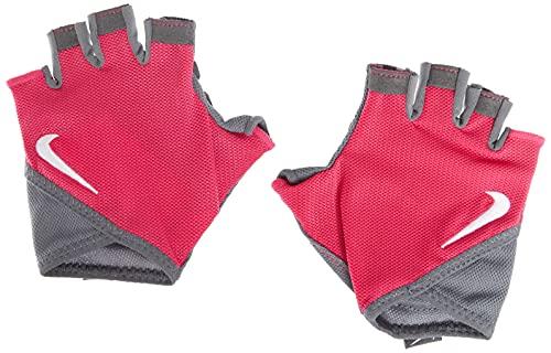 Nike Gimnasio Essential Fitness Guantes S Rush Rosa/Antracita/Blanco | 628