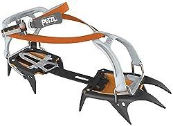 PETZL - IRVIS, Crampons for Ski Touring and Glacier Travel, Flexlock