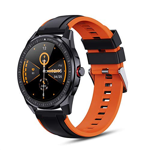OUTAD Smart Watch for Android/iOS Phones, Bluetooth Health...