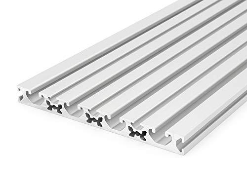 Aluminiumprofil 160x16 I-Typ Nut 8 - Standardlängen (43,00 EUR/m, min. 2,50 EUR) 300mm