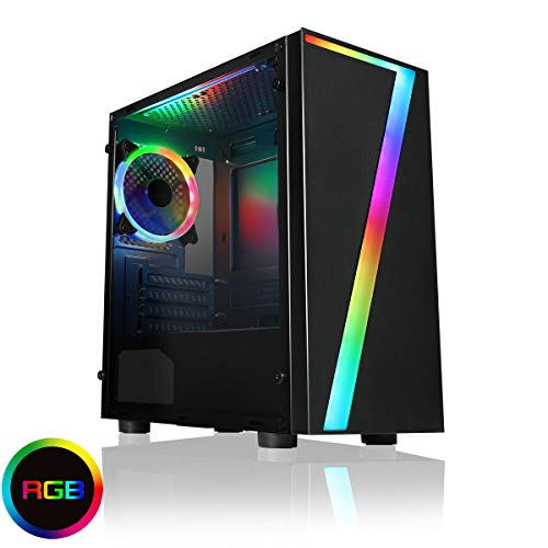 CiT Raider PC Gaming Case, Mid-Tower ATX