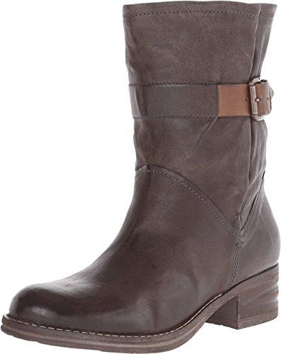 Clarks Women's Mezze Game,Dark Grey Leather,US 9 M