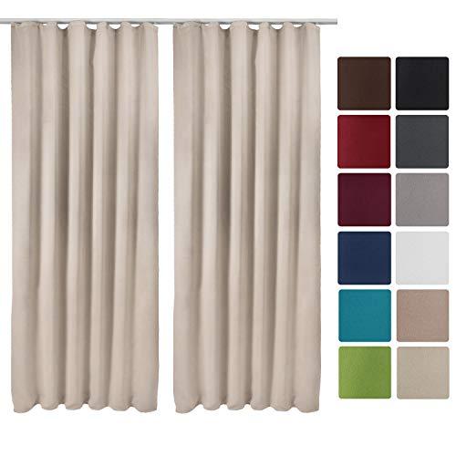 cortinas salon trabillas traslucida