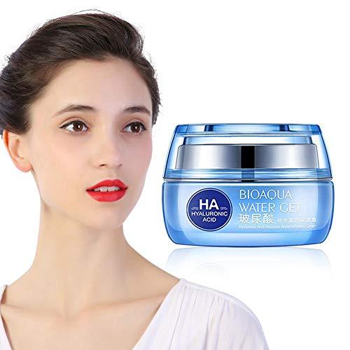Filfeel Crema hidratante hidratante de la piel, delicada y delicada, eliminando arrugas.