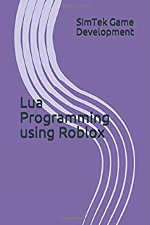 Lua Programming using Roblox