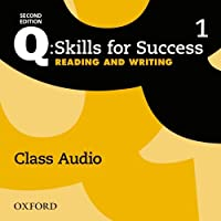 Q: Skills for Success: Level 1: Reading & Writing Class Audio CD (x2)