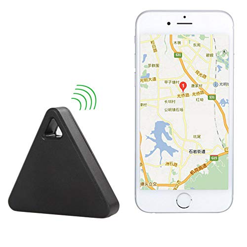 YUHUANG Lost-Anti iTag Inteligente Finder, Mini Bluetooth Rastreador de Alarma GPS Localizador de Niños de Coches para Mascotas Bolsa Monedero Key Finder