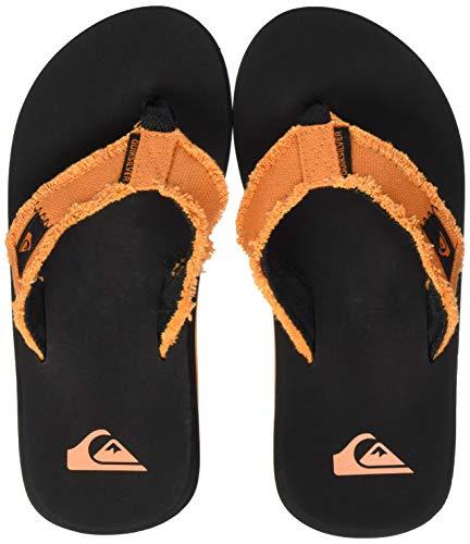 Quiksilver Monkey Abyss Youth, Zapatos de Playa y Piscina Ni