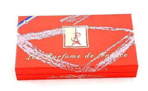 Charrier Parfums Top ten gift set of 10 eau de parfums miniatures total 537 ml