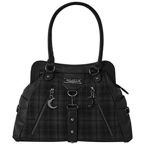 Killstar Handtasche - Darklands Tartan