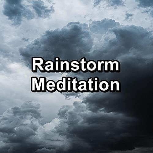 Rain Meditation, Lightning, Thunder and Rain Storm & Rain Shower Spa