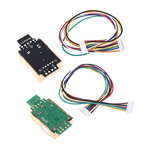 Sensor infrarrojo de la detección del gas del CO2 del módulo del sensor del dióxido de carbono MH-Z19B