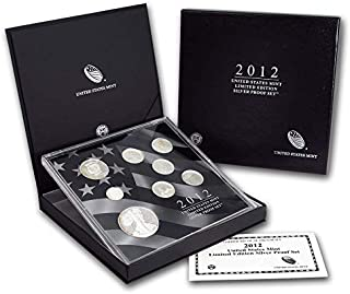 Best 2012 silver proof set limited edition Reviews