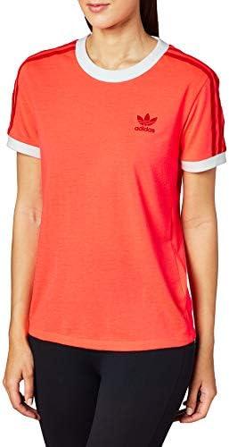 Adidas 3 STR W Camiseta de Manga Corta para Mujer