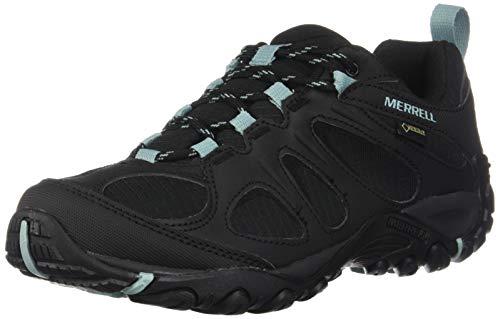 Merrell Yokota 2 Sport, Chaussure de Piste d'athlétisme Femme, Noir, 39 EU