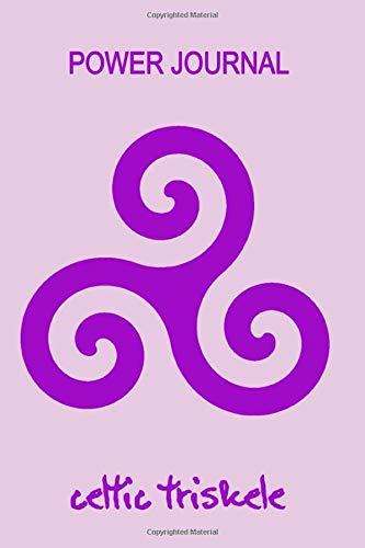 Power Journal: Celtic Triskele (Purple Occultia)