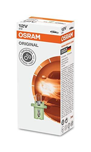 Osram 2722MFX ORIGINAL Leiterplatteneinbau, Sockel BX8.5d, 12V, 2W, 1 Lampe