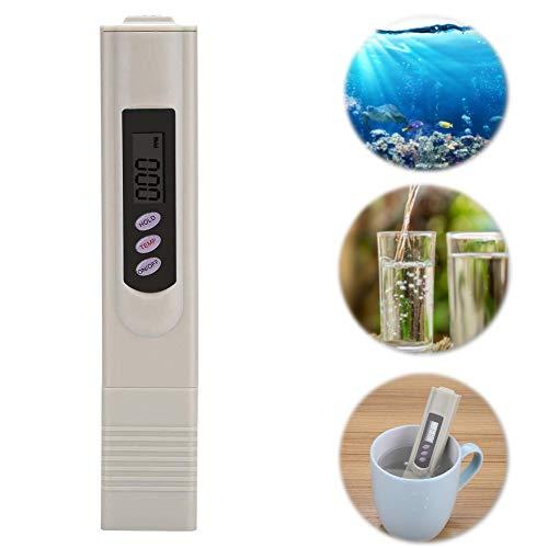 Smandy Digital TDS Messgerät Wasser Qualität Reinheit Temp/PPM Tester Tragbare TDS Meter Pen für Trinkwasser Lebensmittel Schwimmbäder Thermen Aquarien