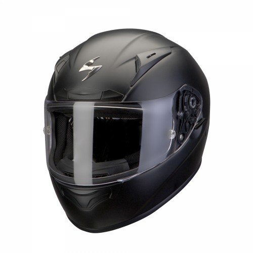 Scorpion Exo-2000 Evo Air – Casco de motocicleta, tamaño XL, color negro