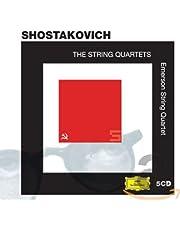 Shostakovich The String Quartets : Emasrson String Quartet