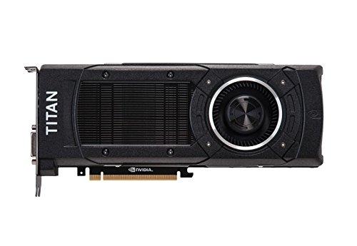 Zotac ZT-90401-10P GeForce GTX Titan X 12GB GDDR5 - Tarjeta gráfica (NVIDIA, GeForce GTX Titan X, 3840 x 2160 Pixeles, 4-Way SLI, GDDR5, PCI Express 3.0)