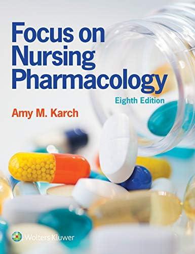 Focus on Nursing Pharmacology product image