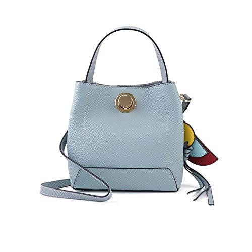 CHAOY dames leder designer handtassen Lychee patroon top grip Tote portemonnee satchel hobo schouder emmer tas retrotas