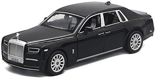 Zixin 1:32 Rolls-Royce Phantom Modelo de Coche for niños y niños con Funciones de luz y Sonido