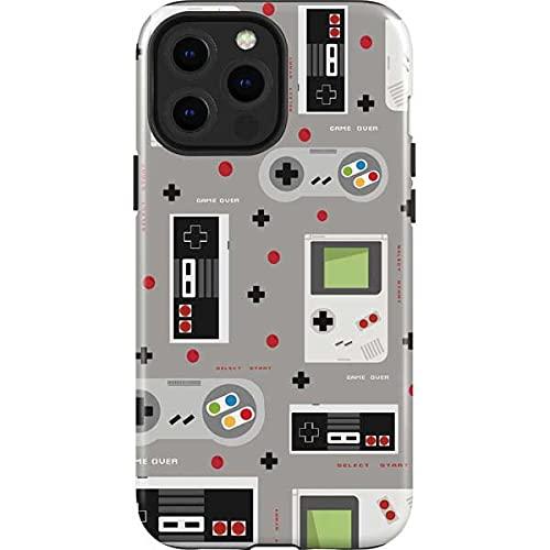 Skinit Impact Phone Case Compatible with iPhone 13 Pro Max - Skinit Originally Designed Retro Nintendo Pattern Design