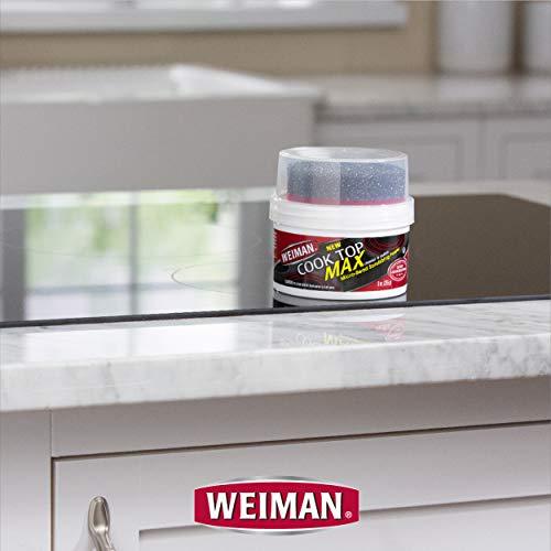 Weiman Cooktop Cleaner Max