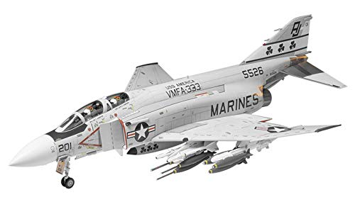 Tamiya Models F-4J Phantom II Model Kit (TM60308)