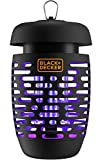 BLACK+DECKER Bug Zapper Electric Insect Control For Flies, Gnats, Mosquitoes & Others For Indoor & Outdoor Use Covers Up...