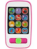 Product Image of the Fisher-Price Laugh & Learn Smart Phone, Pink