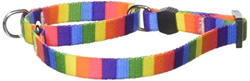 Stripe Martingale Dog Collar - 9
