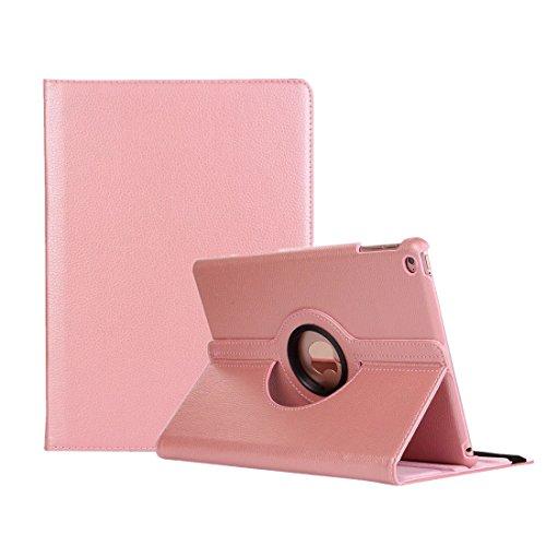 iPad 2/3/4 Funda, Avril Tian 360 Grados Rotación Multi ángulos Protector de Pantalla Flip Magnético Inteligente Case Cover para Apple iPad 2 /iPad 3 /iPad 4 9.7 pulgada Tableta