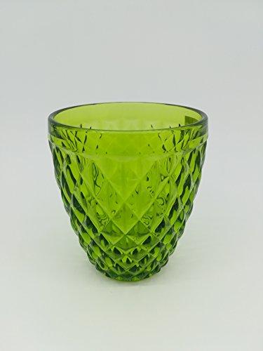 Fade Set 6 Bicchieri Ml.250 Tuscany Verde
